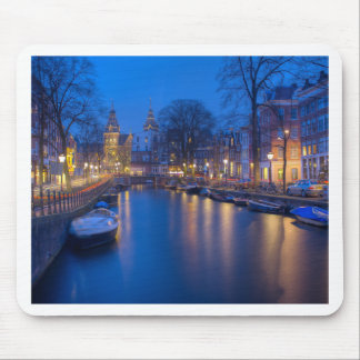 Amsterdam, Netherlands Photography Mouse Pad
