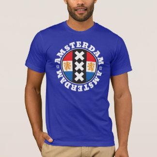 Amsterdam Netherlands XXX Symbol T-Shirt