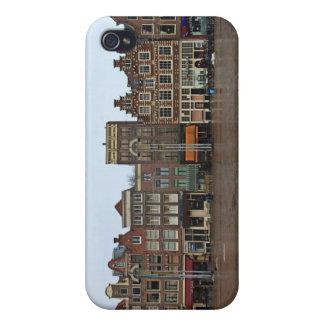Amsterdam - Nieuwmarkt Case For iPhone 4