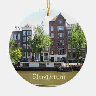 Amsterdam ornament