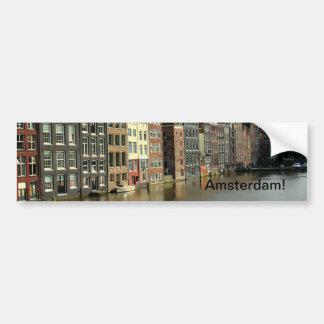 Amsterdam, Países Bajos Pegatina Para Auto