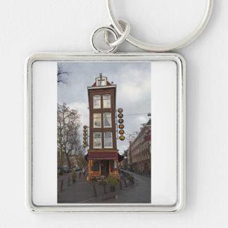 Amsterdam - Petit Saloon Keychain