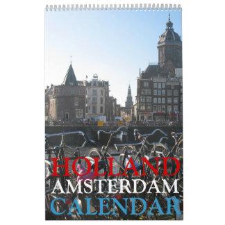Amsterdam Photo Calendar