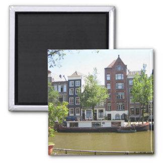 Amsterdam photo magnet