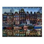 Amsterdam Post Card