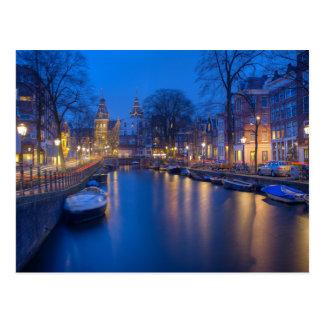 Amsterdam, postal holandesa de la fotografía