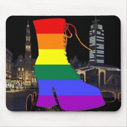 Amsterdam Pride Mouse Pad