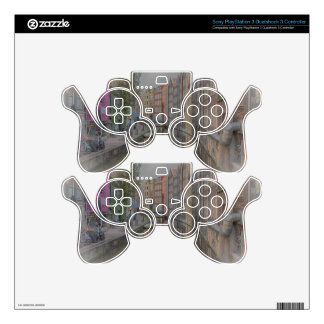 Amsterdam PS3 Controller Decal