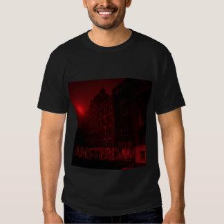 amsterdam red light t shirts