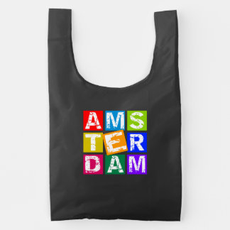 Amsterdam Reusable Bag