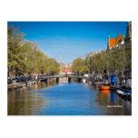 Amsterdam - río postal