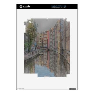 Amsterdam Skin For iPad 2