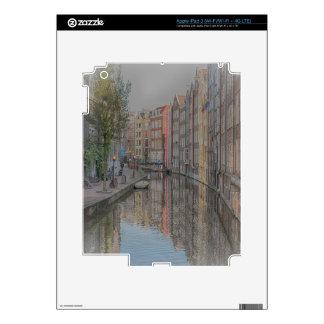 Amsterdam Skin For iPad 3