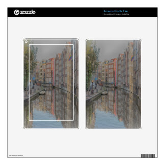 Amsterdam Skin For Kindle Fire