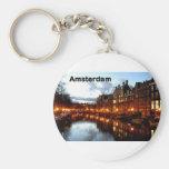 Amsterdam (St.K) Keychain