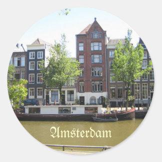 Amsterdam stickers