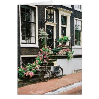 Amsterdam Street Card