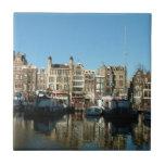 """Amsterdam, The Netherlands Ceramic Tile<br><div class=""""desc"""">Amsterdam,  The Netherlands</div>"""