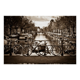 Amsterdam Transportation Posters