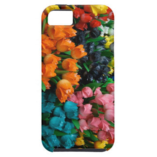 Amsterdam Tulips iPhone 5 Covers