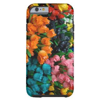 Amsterdam Tulips Tough iPhone 6 Case