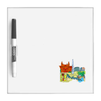 amsterdam vacation graphic image.png dry erase whiteboard