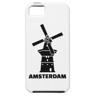 Amsterdam windmill iPhone 5 covers
