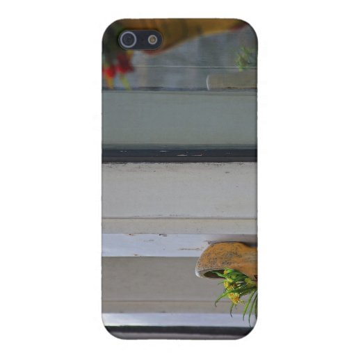 Amsterdam - Wooden Clogs Cover For iPhone 5/5S
