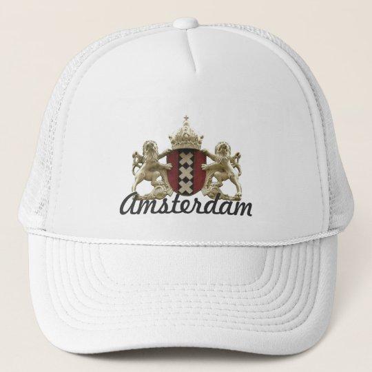 Amsterdam xxx City Emblem Cap
