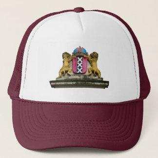 Amsterdam XXX Shield Coat of Arms Cap/ Hat