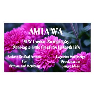 Amta'wa Business Card