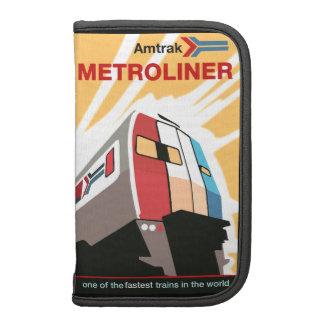 Amtrak Railroad Metroliner Folio Smartphone Case Organizer