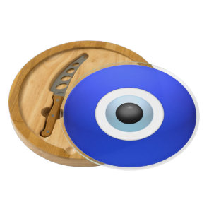 Amulet to Ward off the Evil Eye Cheese Board