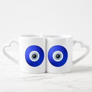 Amulet to Ward off the Evil Eye Coffee Mug Set