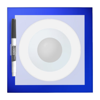 Amulet to Ward off the Evil Eye Dry-Erase Board