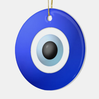 Amulet to Ward off the Evil Eye Ornaments