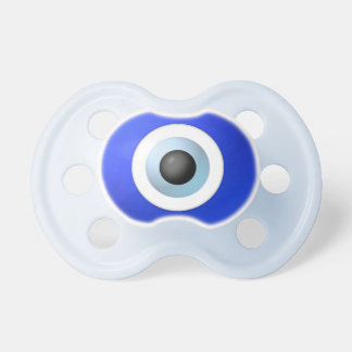 Amulet to Ward off the Evil Eye Pacifier