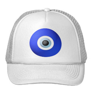 Amulet to Ward off the Evil Eye Trucker Hat
