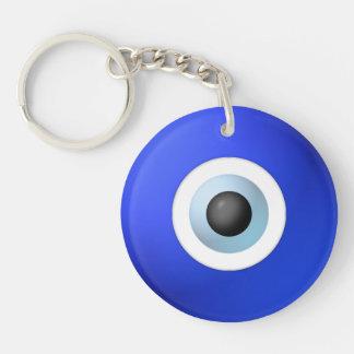 Amuleto para rechazar el mal de ojo llavero
