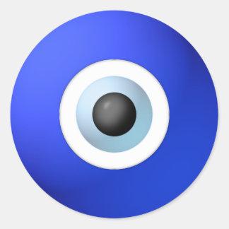 Amuleto para rechazar el mal de ojo etiqueta