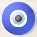 Amuleto para rechazar el mal de ojo posavasos personalizados