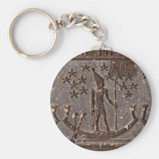 Amun Re Keychain