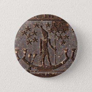 Amun Re Pinback Button