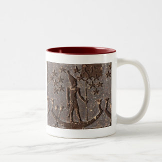 Amun Re Two-Tone Coffee Mug