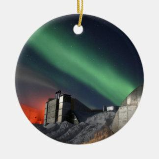 Amundsen-Scott South Pole Station, Antarctica Ceramic Ornament