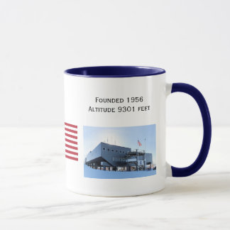 Amundsen-Scott South Pole  Station Mug