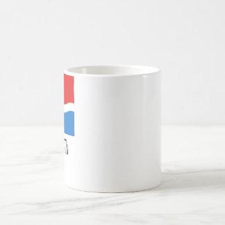 Amur Oblast Flag Coffee Mug