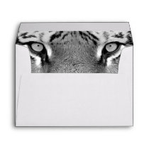 Amur Tiger #4 Envelope