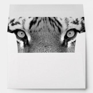 Amur Tiger #4 Envelope