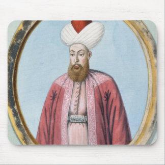Amurath (Murad) I (1319-89), sultán 1359-89, de Alfombrillas De Ratón